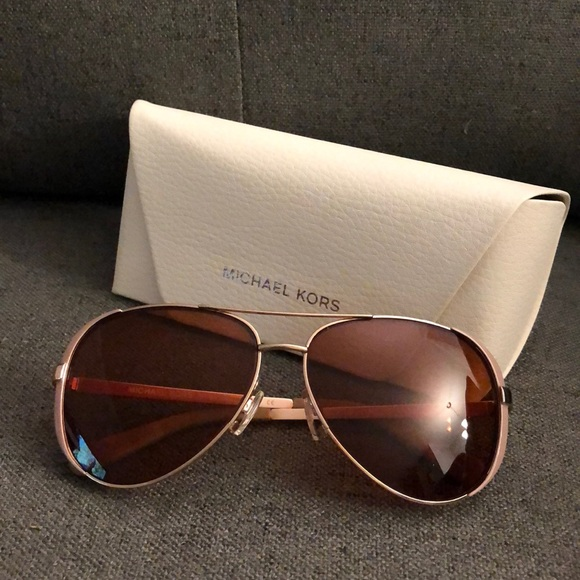 39174ccd9fe4 Michael Kors Accessories | Michel Kors Mk5004 Chelsea Rx Sunglasses ...